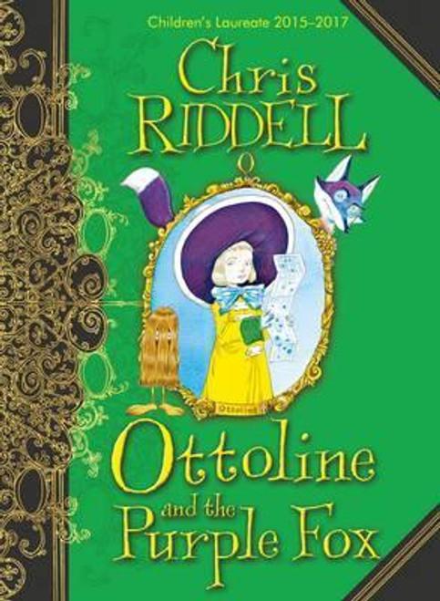Riddell, Chris / Ottoline and the Purple Fox (Hardback)