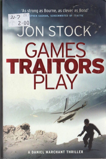 Stock, Jon / Games Traitors Play