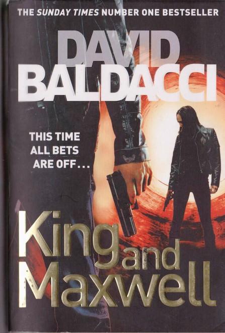 Baldacci, David / King and Maxwell