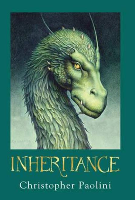 Paolini, Christopher / Inheritance  ( Inheritance Series - Book 4 )(Hardback)