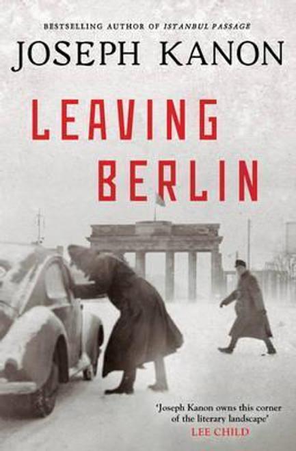 Kanon, Joseph / Leaving Berlin (Hardback)