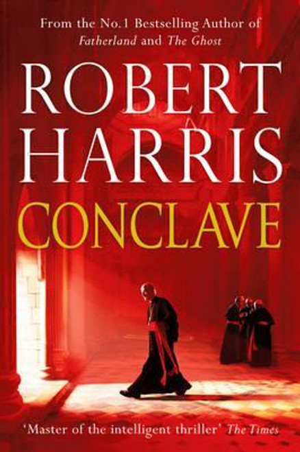 Harris, Robert / Conclave : The bestselling Richard and Judy Book Club thriller (Hardback)