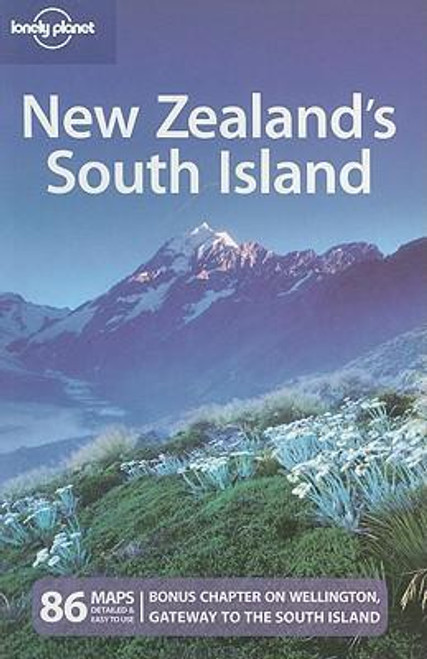 Lonely Planet: New Zealand's South Island