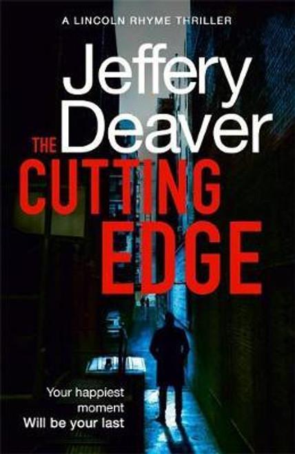Deaver, Jeffery / The Cutting Edge