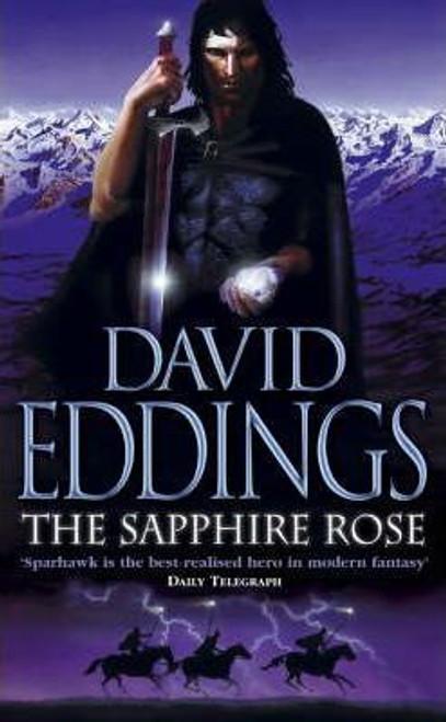 Eddings, David / The Sapphire Rose: Elenium Bk. 3 : Book Three of the Elenium