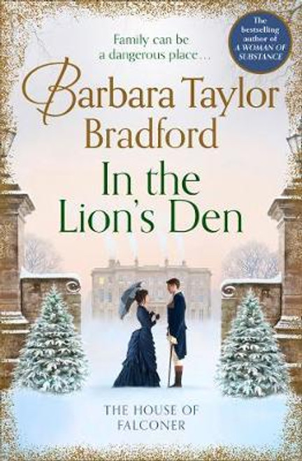 Bradford, Barbara Taylor / In the Lion's Den : The House of Falconer (Large Paperback)