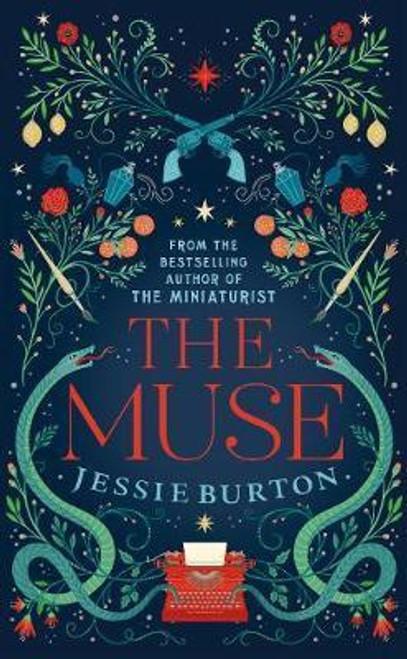 Burton, Jessie / The Muse (Large Paperback)