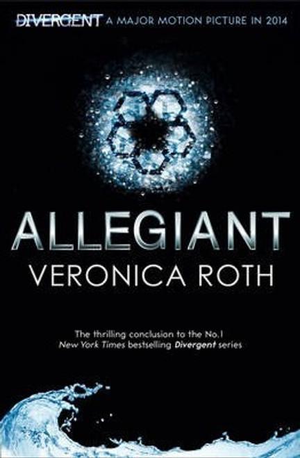Roth, Veronica / Allegiant (Large Paperback)