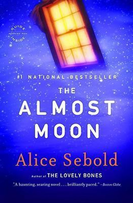Sebold, Alice / The Almost Moon (Large Paperback)