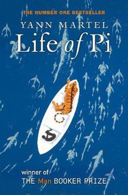 Martel, Yann / Life Of Pi (Large Paperback)
