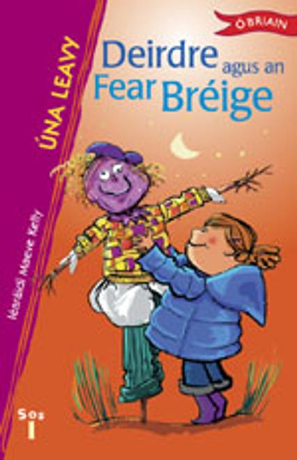 Leavy, Úna - Deirdre agus an Fear Bréige - Sraith SOS 1 - PB - As Gaeilge
