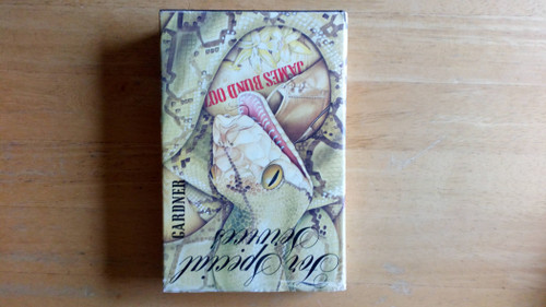 Gardner, John - For Special Services ( James Bond : 007) HB 1982 - UK 1ST Edition