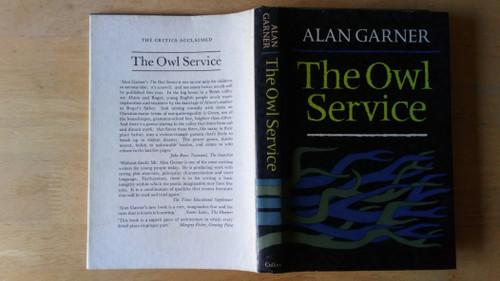 Garner, Alan - The Owl Service - Vintage UK HB , Collins 1967 - 2nd Printing