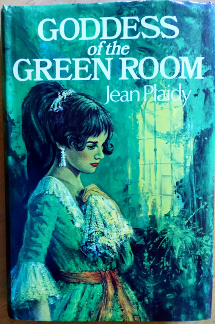 Plaidy, Jean - Goddess of the Green Room - HB Book Club ED 1971