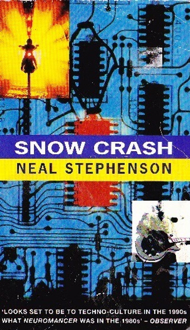 Stephenson, Neal / Snow Crash