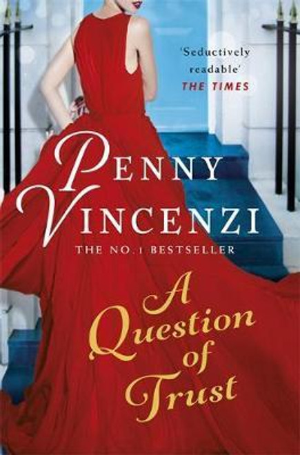 Vincenzi, Penny / A Question of Trust (Large Paperback)