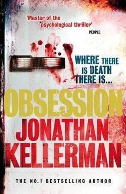 Kellerman, Jonathan / Obsession (Hardback)