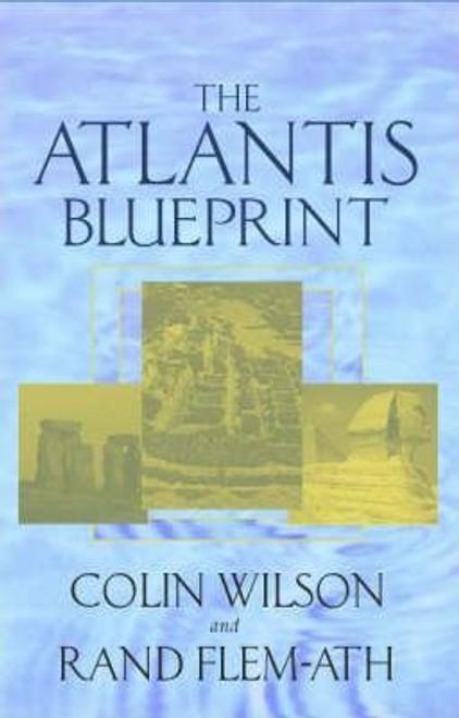 Flem-Ath, Rand / The Atlantis Blueprint (Hardback)