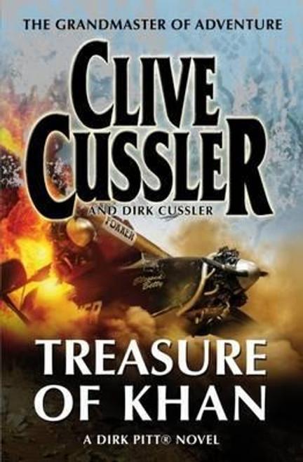 Cussler, Clive / Treasure of Khan : Dirk Pitt #19 (Hardback)