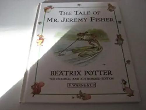 Potter, Beatrix / Treasured Tales from Beatrix Potter : The Tale of Tom Kitten; the Tale of Mr. Jeremy Fisher; the Tale of Benjamin Bunny; the Tale of Pigling Bland (Hardback)