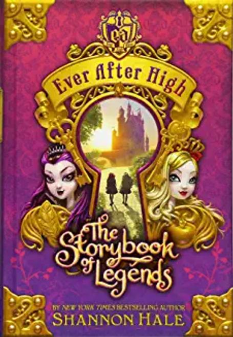 Hale, Shannon / The Storybook of Legends (Hardback)