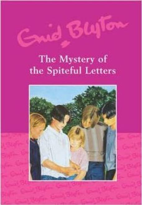 Blyton, Enid / Mystery of the Spiteful Letters (Hardback)