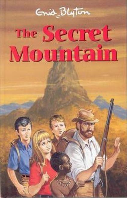 Blyton, Enid / The Secret Mountain (Hardback)