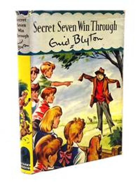 Blyton, Enid / The Secret Seven: Secret Seven Win Through (Hardback)