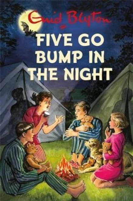 Blyton, Enid / The Famous Five: Five Go Bump in the Night (Hardback)