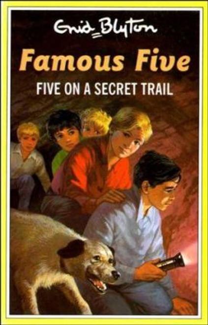 Blyton, Enid / The Famous Five: Five on a Secret Trail (Hardback)