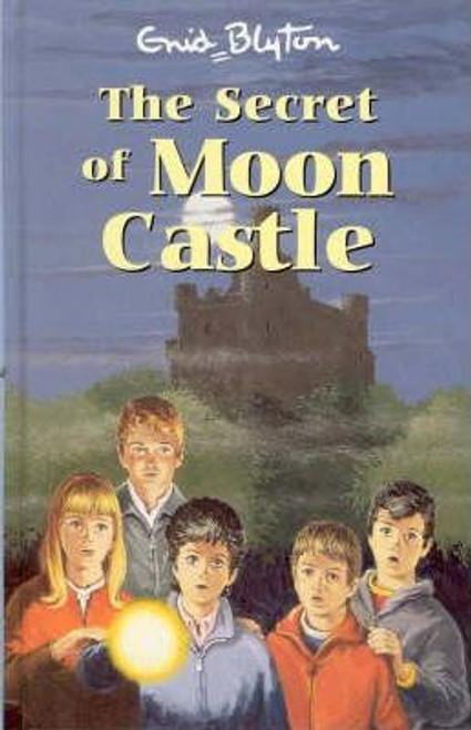 Blyton, Enid / The Secret of Moon Castle (Hardback)