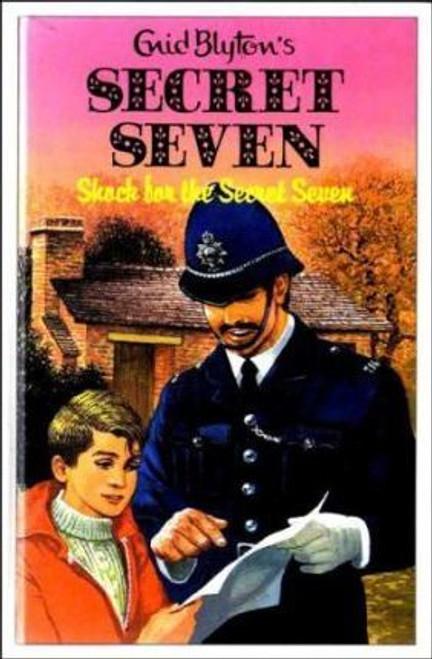 Blyton, Enid / The Secret Seven: Shock for the Secret Seven (Hardback)