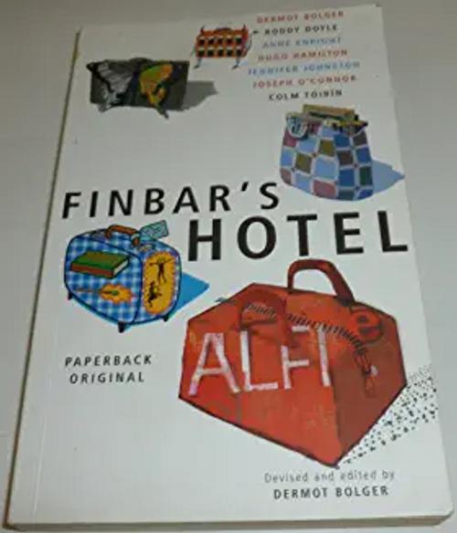 Bolger, Dermot / Finbar's Hotel (Large Paperback)