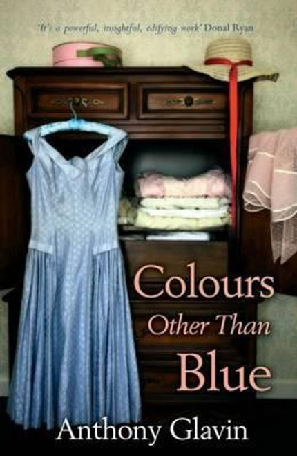 Glavin, Anthony / Colours Other Than Blue (Large Paperback)
