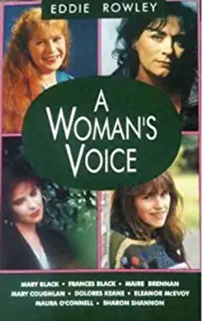 Rowley, Eddie / A Woman's Voice (Large Paperback)