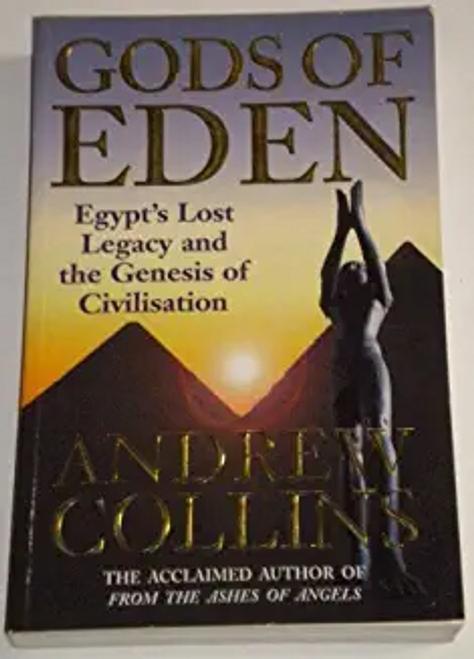 Collins, Andrew / Gods of Eden (Large Paperback)