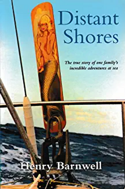 Barnwell, Henry / Distant Shores (Large Paperback)
