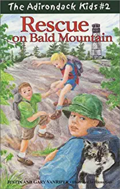Vanriper, Justin / Rescue on Bald Mountain (Large Paperback)