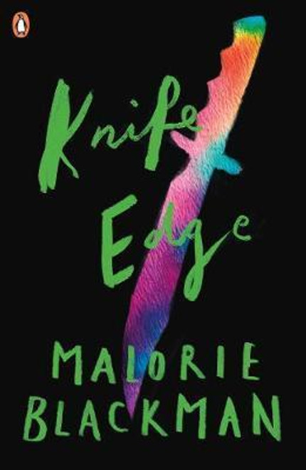 Blackman, Malorie - Knife Edge - BRAND NEW  ( Noughts and Crosses Series - Book 2 )  PB