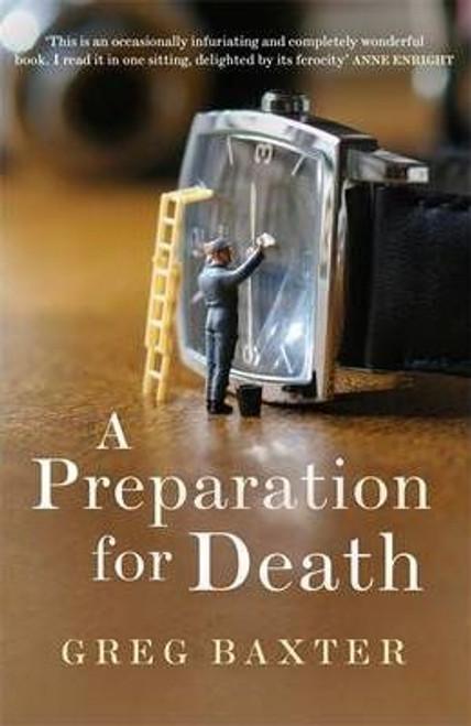 Baxter, Greg / A Preparation for Death (Large Paperback)