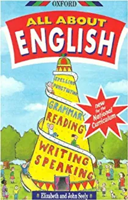 Seely, John / All About English