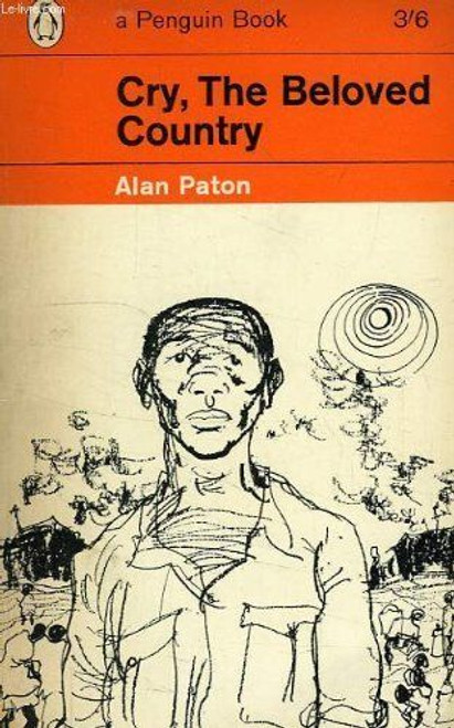 Paton, Alan - Cry , The Beloved Country - Vintage Penguin PB - 1964