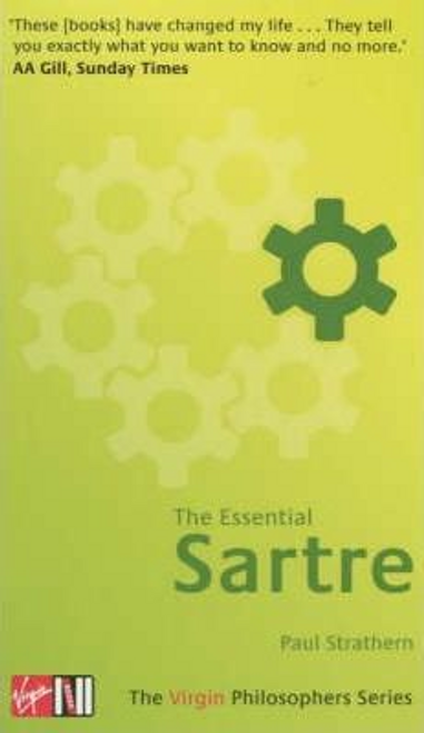 Stathern, Paul / Virgin Philosophers: Sartre