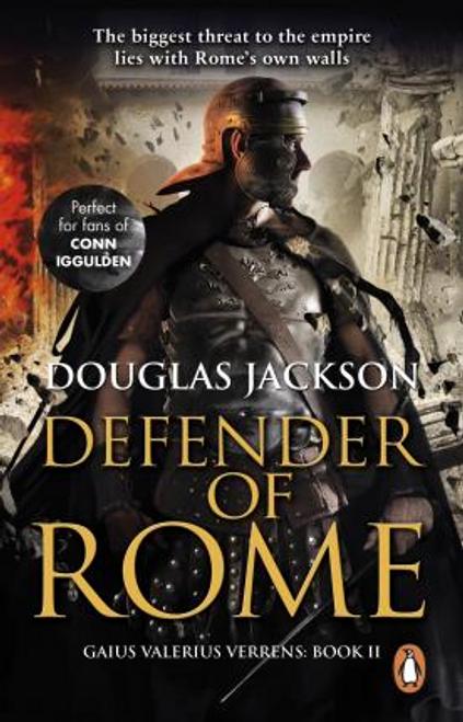 Jackson, Douglas / Defender of Rome