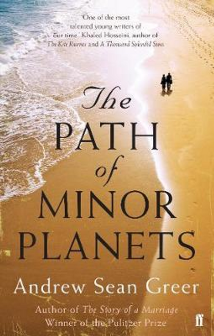 Greer, Andrew Sean / The Path of Minor Planets