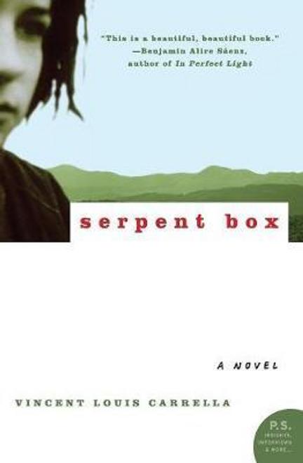 Carrella, Vincent Louis / Serpent Box : A Novel