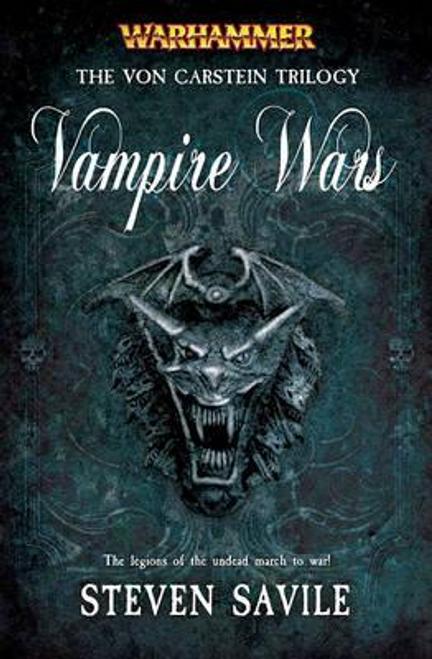 Savile, Steven / Vampire Wars : The Von Carstein Trilogy