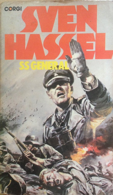 Hassel, Sven - Reign of Hell , SS General & OGPU Prison - 3 Vintage PB - WW2 Fiction
