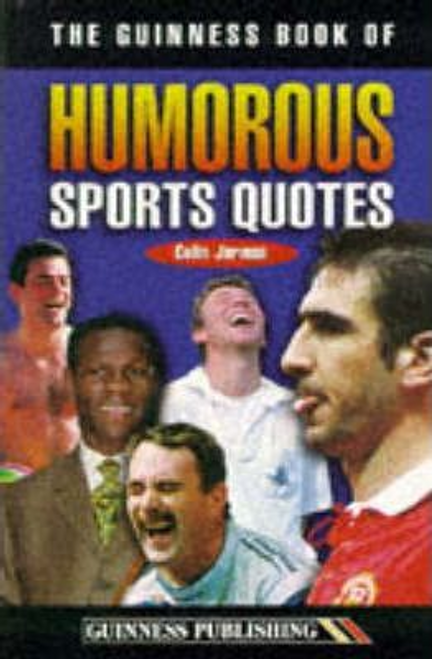 Jarman, Colin / The Guinness Book of Humorous Sports Quotations