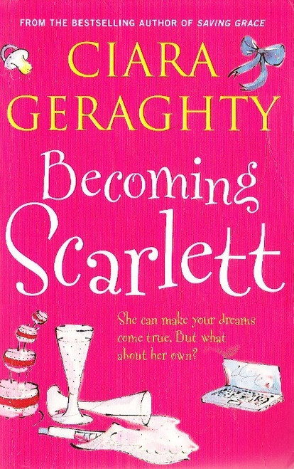 Geraghty, Ciara / Becoming Scarlett